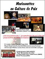 Vidéo Marionnettes en Culture de Paix