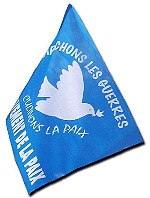 Drapeau Mouvement de la Paix