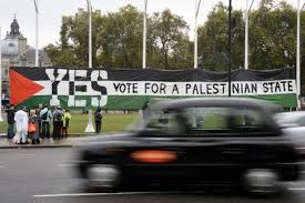 yes vote for a palestinian state